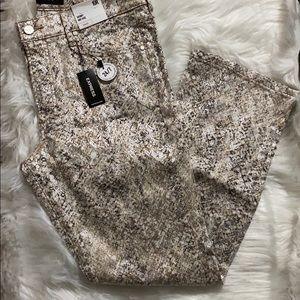 Multi Color Mid-Rise Stretch Jean ♠️🌹